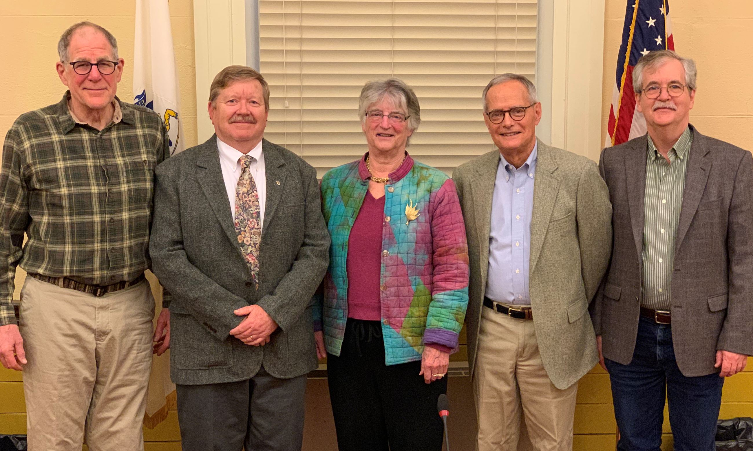 Board of Selectmen 2019