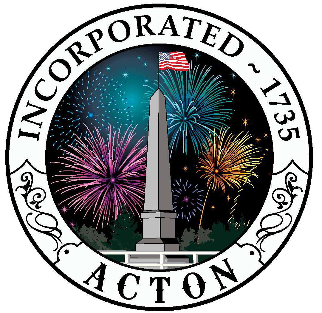 Town Seal Fireworks